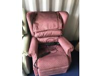 Cosi electric riser recliner chair
