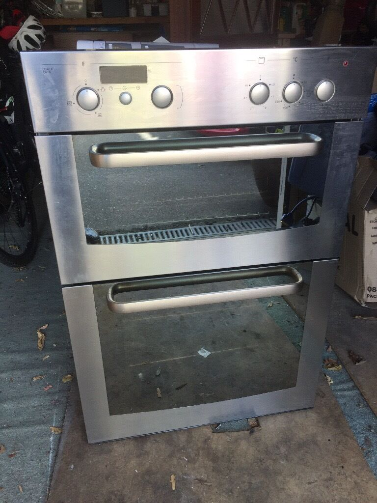 Whirlpool Linea Integrated Double Oven for Housing Unit - multi functional model