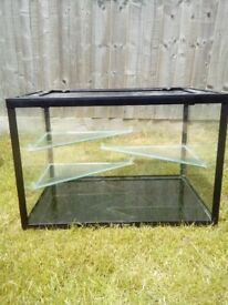 Hamster/Gerbil glass cage