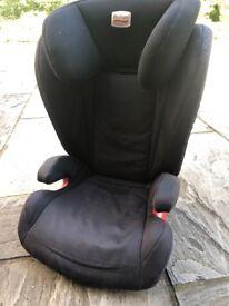 Britax Childrens Isofix Car Seat