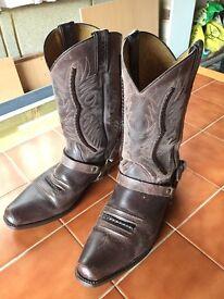 Sancho Cowboy boots size 42