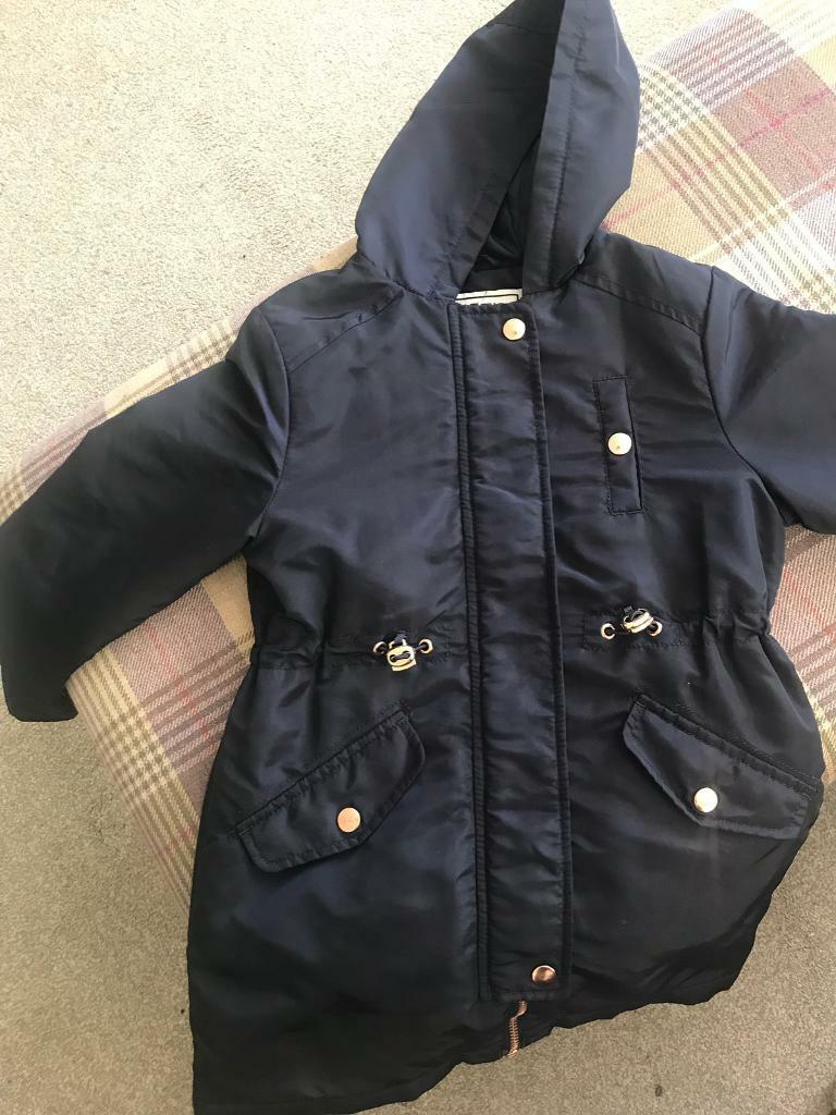 2943e8df6f6d Girls light spring jacket.
