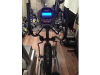 Fuel elliptical cross trainer & Olympus sport rowing machine