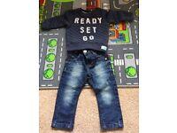 Boys clothes 9-12month