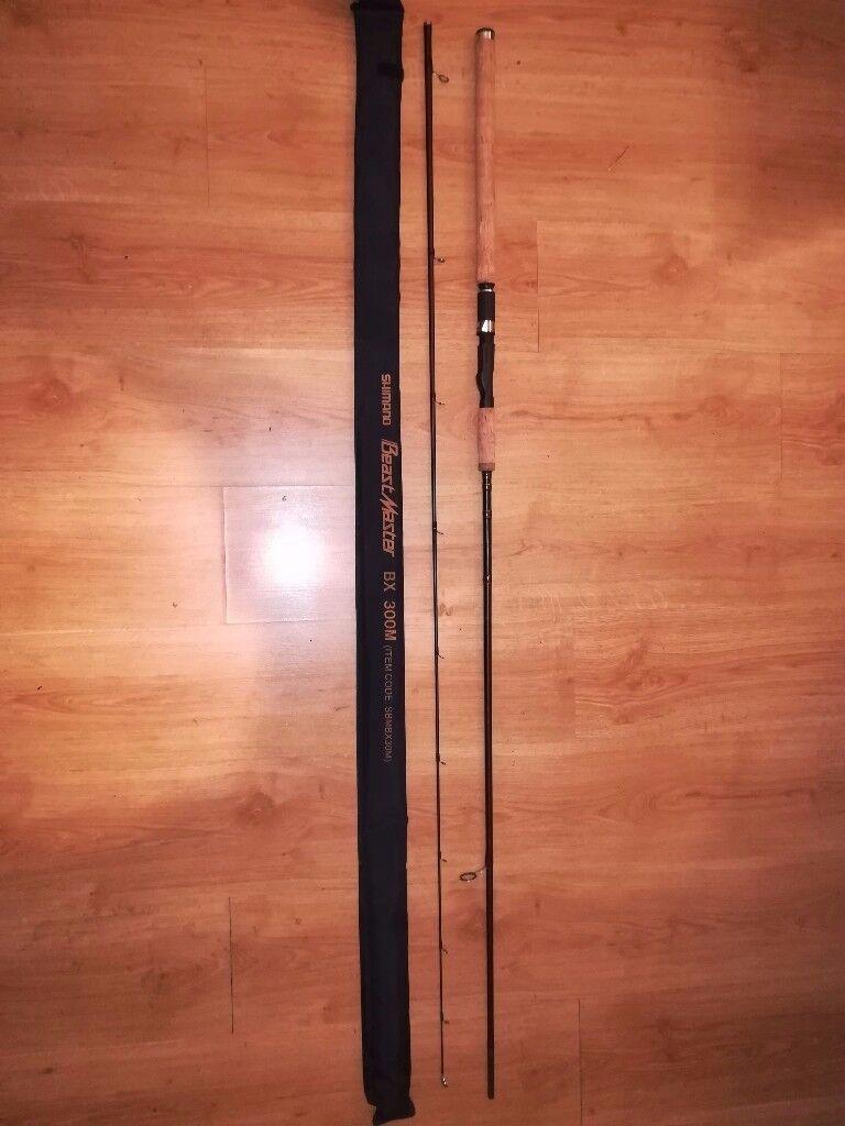 shimano Beastmaster BX 300m