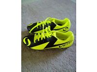 Sondico Venata football boots, size 5 - as new (only used for six sessions at school)