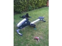 Carl Lewis pro rowing machine. Excellent condition £70 ovno