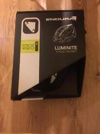 Endura Luminite Helmet - Brand new