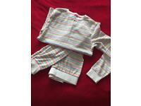 Kids striped pyjamas