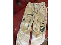 Boys NEXT trousers age 5