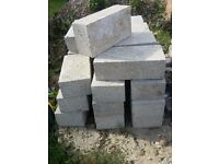 24 Concrete Blocks