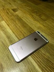 iPhone 6S Rose Gold 32GB ( locked EE )