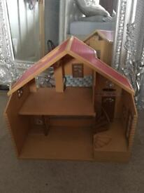 Sylvanian House sold as seen collection from Rodley or Kirkstall