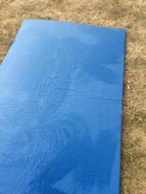 Yoga mats , judo , gymnastics