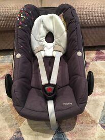 Maxi Cosi baby seats