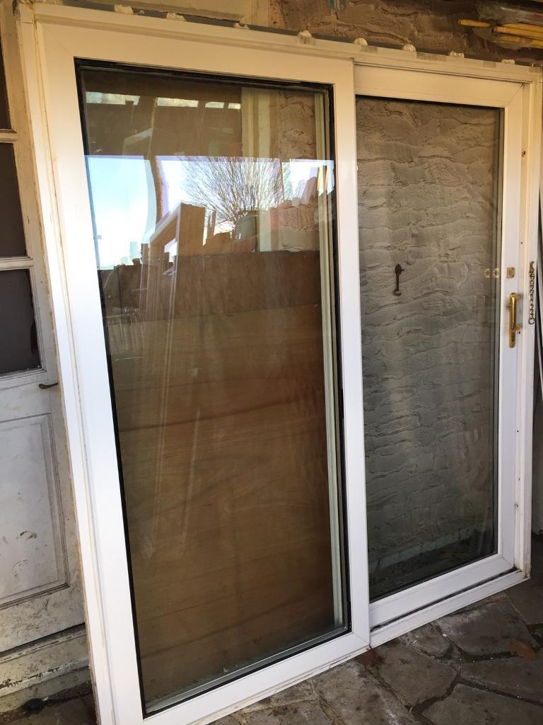 Used upvc sliding double glazed patio doors 1800mm wide in used upvc sliding double glazed patio doors 1800mm wide planetlyrics Images
