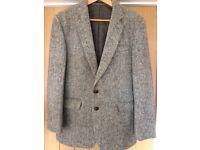 Men's Harris Tweed Casual Jacket (by Blue Quill)