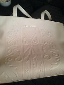 Genuine Versace handbag used once excellent condition