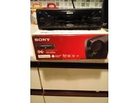 Sony car stereo dsx A202ui mint
