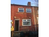 2 Bed House in South Elmsall DSS Welcome with bond