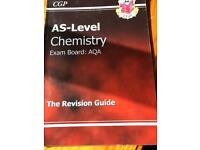 AS Level Chemistry The Revision Guide