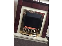 Fireplace for upcycle