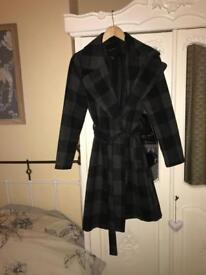 Size 10 New look winter coat