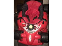 Red boys car walker £35