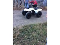 Lt160 5 speed barn find running project ATV/QUAD/MOTORBIKE