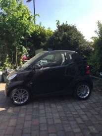 Smart four two cabriolet