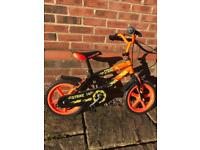 Children bike suitable for age 3 upwards