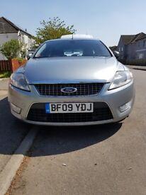 Ford Mondeo 2.0 140bhp TDCI Titanium X Estate