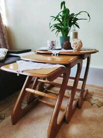 Nest of Tables - Set of 3 Nested Coffee/End Tables
