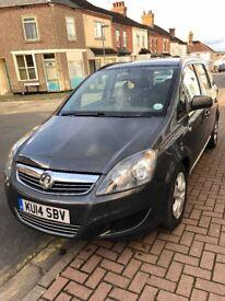 Vauxhall Zafira 1.8 i VVT 16v Exclusiv 5dr