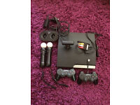 PS 3 + accessories