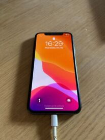 iPhone X 64GB Unlocked - Faulty touchscreen & no faceID