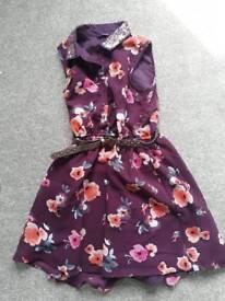 Girls 11-12 pretty dress!!!