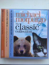 Micheal Morpurgo Classic collection volume 1