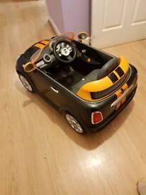 kids battery powered car
