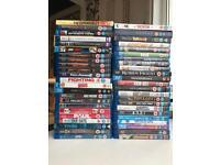 Blu Ray Player with 47 Blu Rays!!