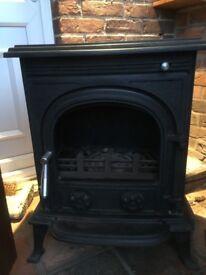 woodburner/multi fuel boiler stove