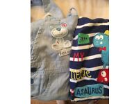 Boys baby clothes bundle 3-6 months