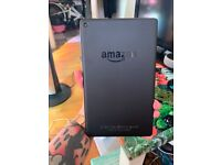 Amazon Fire HD8 16GB Tablet with 32GB SD Card