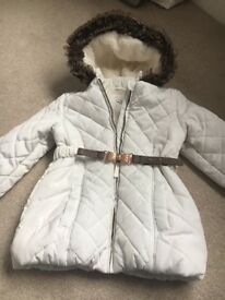 Marks & Spencer Winter Coat age 4-5