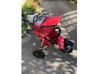 Out n About All Terrain Single Pushchair