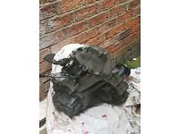 6 speed gearbox and clutch for VW Golf 1.6