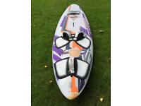 JP Freestyle 98 litre windsurf board