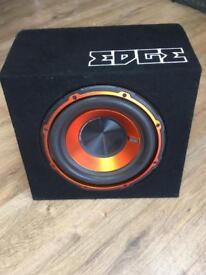 Edge 750 watt sub woofer
