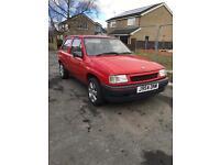 Vauxhall nova low mileage 12 months mot