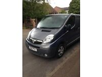 I'm selling my Vauxhall the viral van 2011 61 plate 112 thousand miles